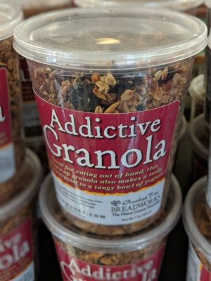Addictive Granola