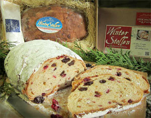 Breadworks Winter Stollen Bread Care