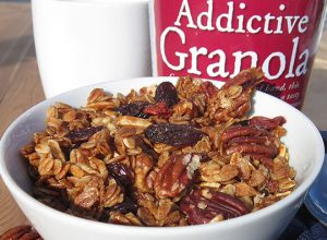 Original Addictive Granola