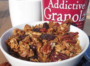 Original Addictive Granola