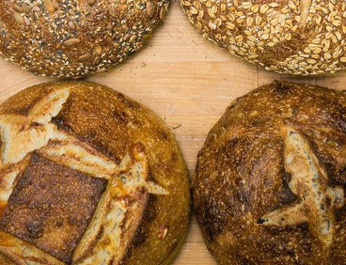 Crusty Rustic Loaf Recipe