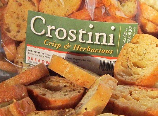 Breadworks Crostini