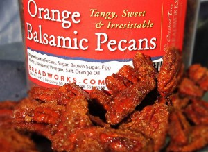 Breadworks Orange Balsamic Pecans