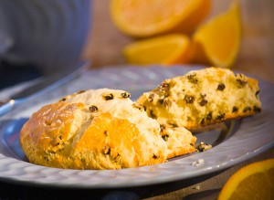Breadworks Currant Orange Scone