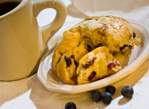 Breadworks Mixed Berry Scone