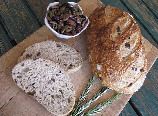 Breadworks Rosemary Olive Bread