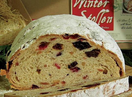 Breadworks Winter Stollen