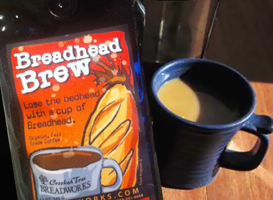 Crooked Tree Breadworks Breadhead Coffee