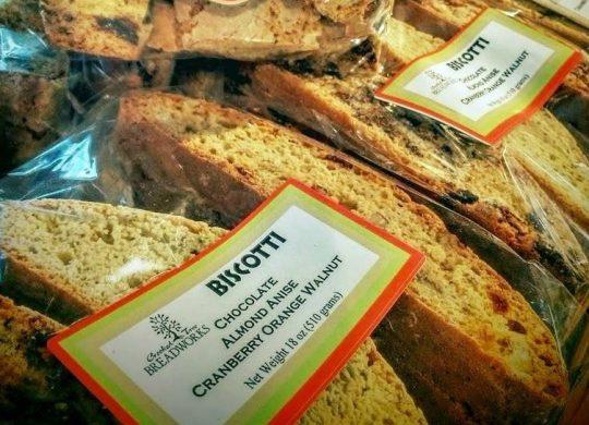 Crooked Tree Breadworks Biscotti
