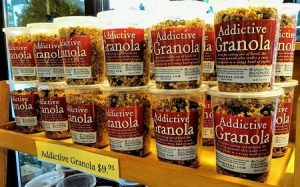 addictive granola