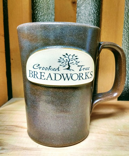 Breadworks Coffee Mug Brown