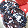 Peppermint Mocha Shortbread Valentines
