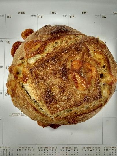 Pepper Parmesan Calendar