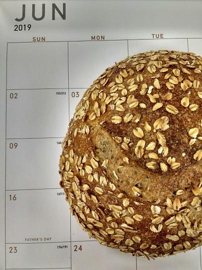 Multigrain Calendar