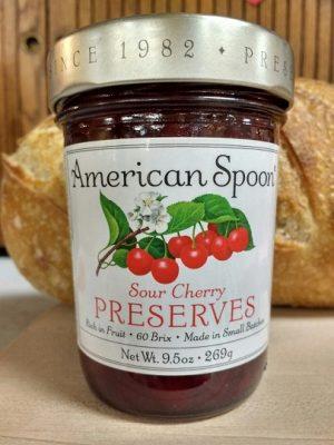 American Spoon Sour Cherry Preserves