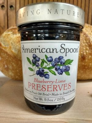 American Spoon Blueberry-Lime Preserves