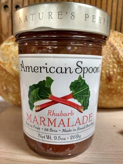 American Spoon Rhubarb Marmalade