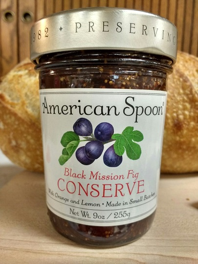 American Spoon Black Mission Fig Conserve