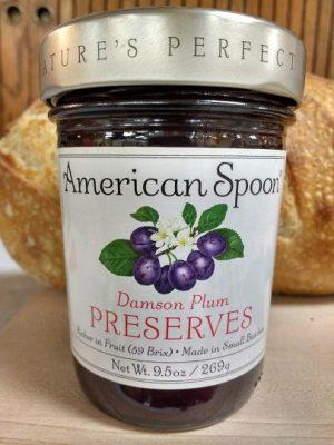 American Spoon Damson Plum Preserves