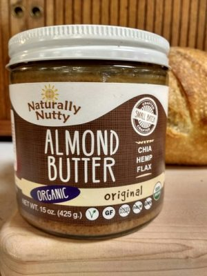 Naturally Nutty Almond Butter