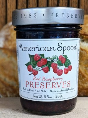 American Spoon Red Raspberry Preserves