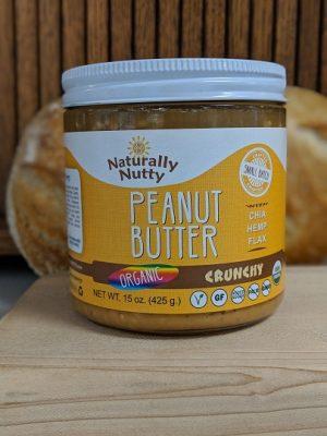 Naturally Nutty Crunchy Peanut Butter