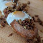 Baguette - Corned Beef Hash