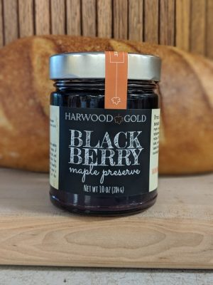 Blackberry Maple Preserve
