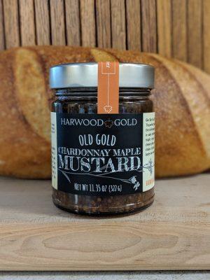 Chardonnay Maple Mustard