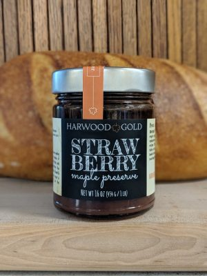 Strawberry Maple Preserve