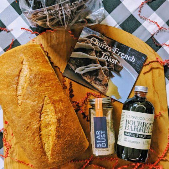 French Toast Kit Gift Box