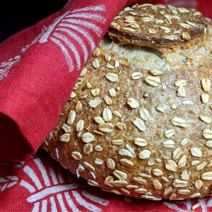 Multigrain Boule Whole