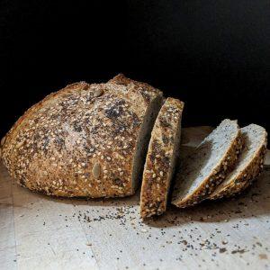 Roasted Seed Sliced