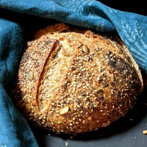Seeded Boule Whole