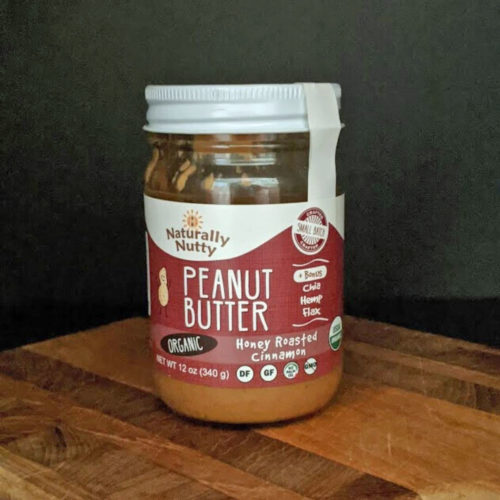 Roasted Honey Cinnamon Peanut Butter