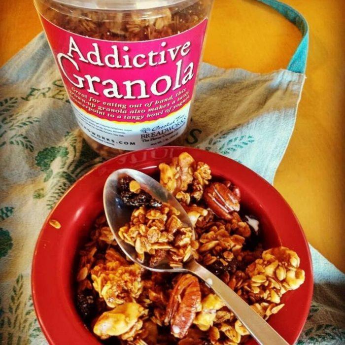 Addictive Granola Bowl