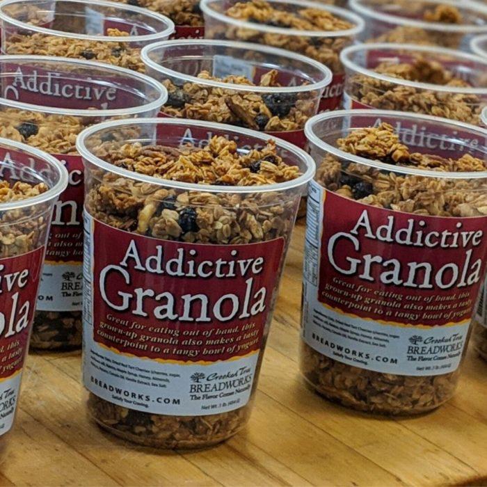 Addictive Granola Tubs