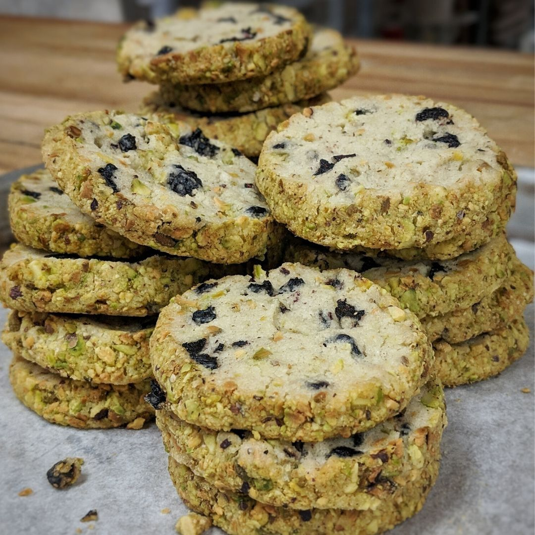 Carstachiorng Blues Shortbread